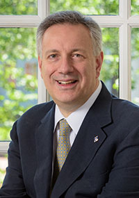 Picture of University of Delaware President, Dennis Assanis